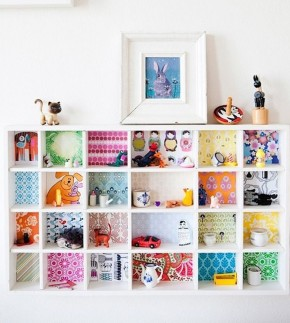 How To Customise Shelving For (Hopefully) Clutter-Free Kids Rooms