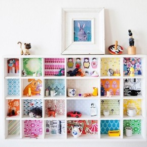 How To Customise Shelving For (Hopefully) Clutter-Free KidsRooms