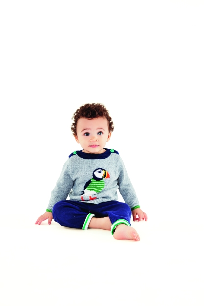 Boden boys jumper