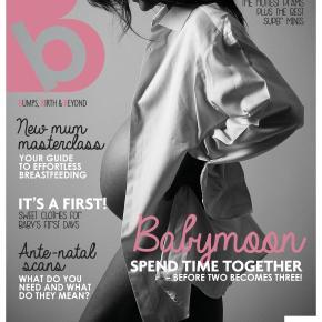 B Magazine Launches