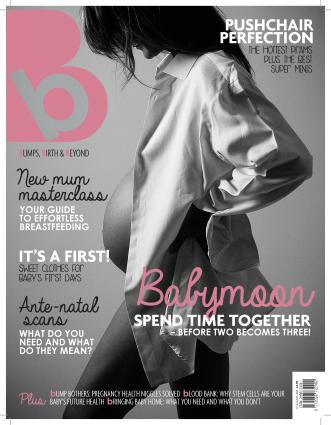 b magazine cover autumn 2014