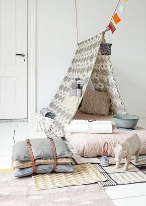 The Best Indoor Dens For Rainy Days