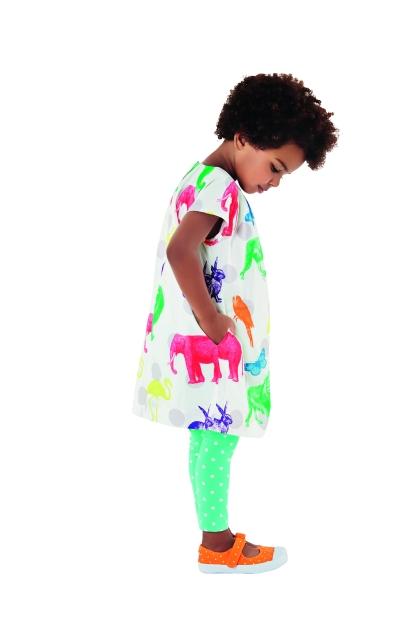 Boden kids dress