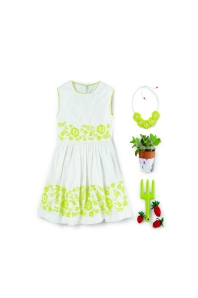 Boden girls dress