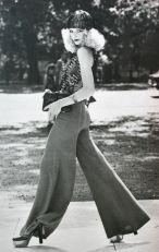 BIBA city girl, 1973