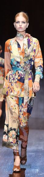 Gucci.Spring-summer 2015