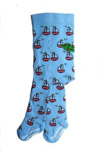slugs and snails sail boat tights