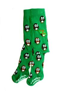 slugs and snails owl tights