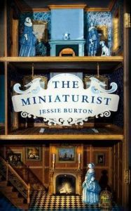 The Miniaturist by Jessie Burton - book cover