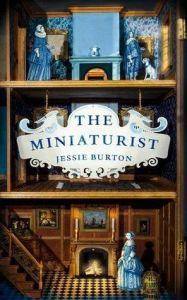 The Miniaturist by Jessie Burton - book cover