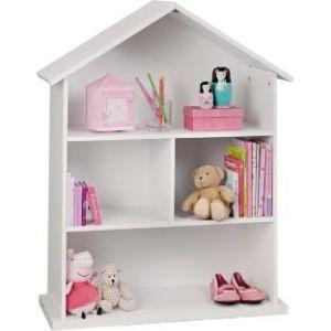 argos doll's house bookcase