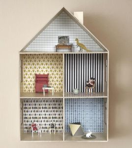 Ferm living doll's house