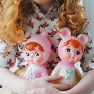 Lapin and me woodland dolls
