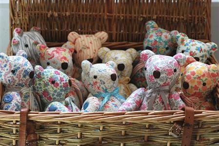 Bubs Bears Liberty print bears