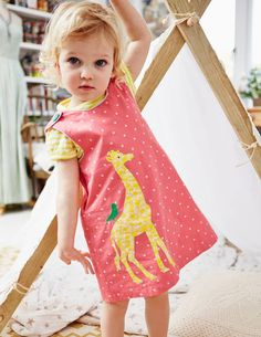 Kids' Spring Fashion – Animal Magic