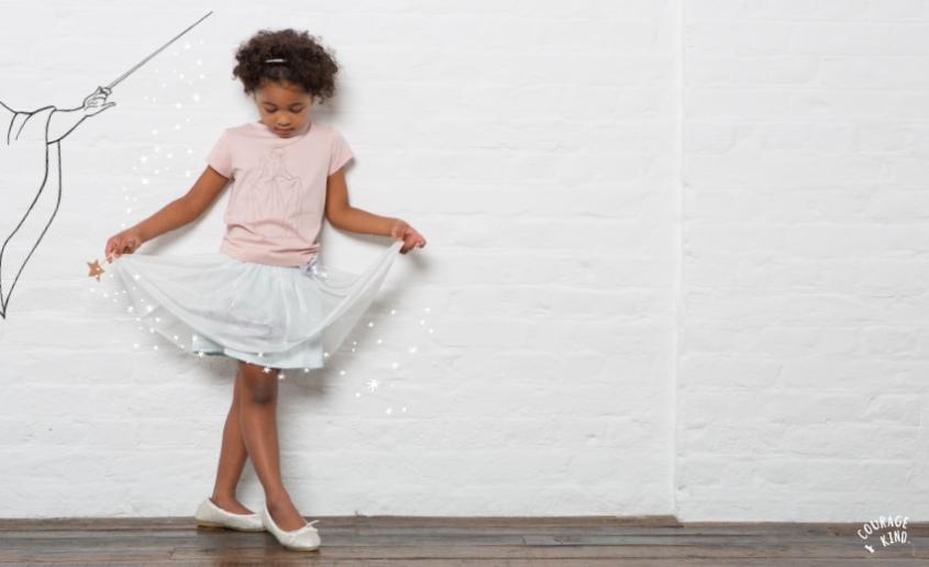 New Disney range inspired by Cinderella -Courage & Kind