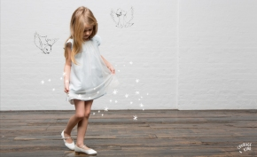 Cinderella Inspired Children's Fashion Range