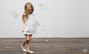 Cinderella Inspired Children's FashionRange