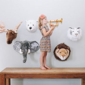 I'm Loving… Nubie's Quirky Animal Heads