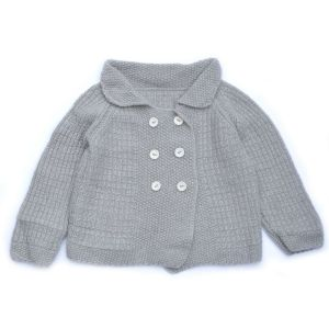 olivier baby cashmere peacoat