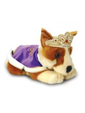 corgi soft toy