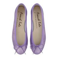ballet pumps, £120, frenchsole.com