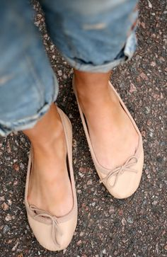 Why Ballet Pumps Are The Perfect Summer Shoe