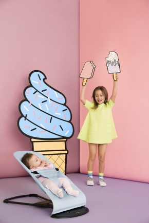 BabyBjörn Launch New Ice CreamCollection